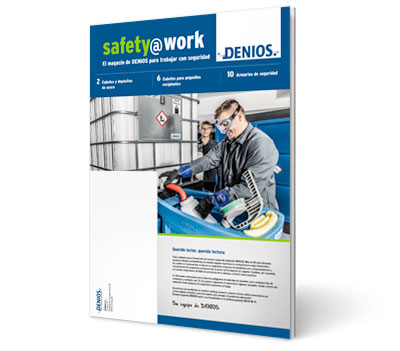 safety at work - Almacenamiento de productos peligrosos