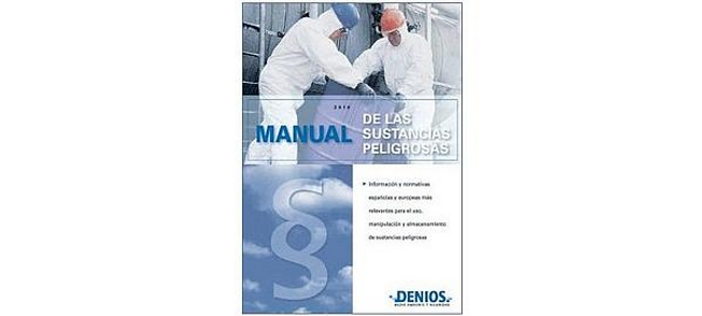 DENIOS: Manual de sustancias peligrosas